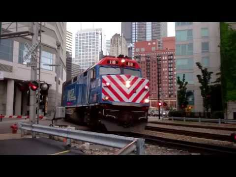 Commuter Chaos In The Windy City