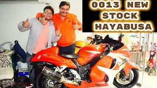 0013 NEW STOCK HAYABUSA AT SUPERBIKES WORLD | DESIBOY K VLOGS