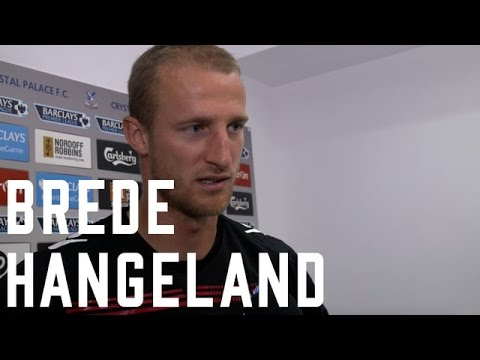 Brede Hangeland Post Man City