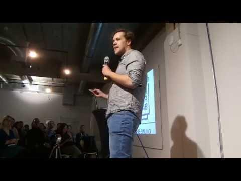 Artist, stop being poor! Berlin 22-11-17