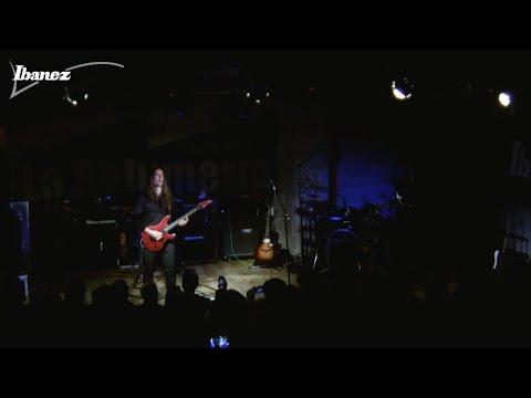 Ibanez Day | Kiko Loureiro | Salumeria Della Musica | 2015