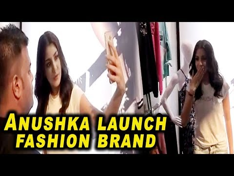 Anushka Sharma Launch Of Her New Entrepreneurial Venture Nush