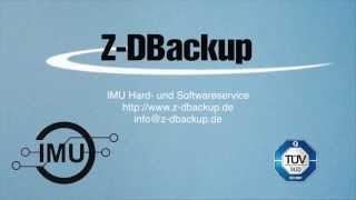 Datensicherung mit Z-DBackup