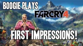 Far Cry 4 Game Play and Sneak Peek!