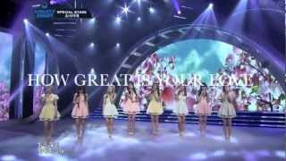 [CLOSED AUDITION] How Great Is Your Love - SNSD - Stafaband