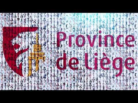 Province de Liège - Rétrospective 2017