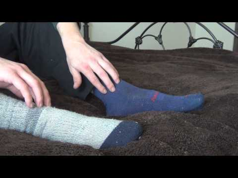 The Only 2 Socks I Have Worn For 3 Months - Cool / Cold Weather Merino Wool & Alpaca Wool (alpacor)