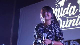 hanin dhiya live performance at jogja MP3