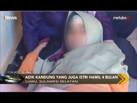 Pernikahan Kakak Beradik Di Luwu Berujung Perusakan Warung Ibu Pelaku - Police Line 29/07