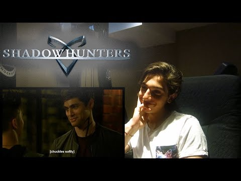 """Shadowhunters Season 2 Episode 1 REACTION - 2x01 """"This Guilty Blood"""" Reaction"""
