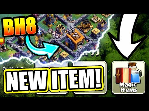 ITS FINALLY CONFIRMED!! - Clash Of Clans - NEW UPDATE SOON! MAGIC ITEM + MORE!