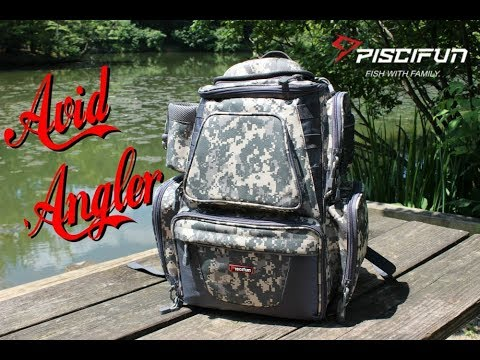 THE BEST TACKLE BAG! || PISCIFUN AVID ANGLER || SUPER VALUE!
