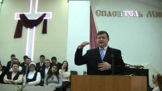 Вред от сплетен и слухов - Проповедь Сергея Демченко