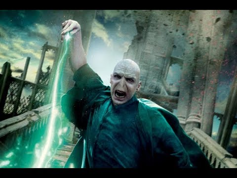 Avada Kedavra ALL SCENES (Killing Curse)  | Harry Potter thumbnail