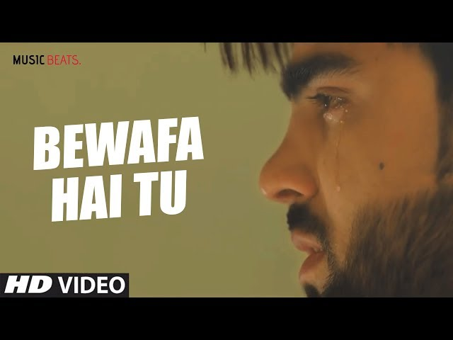 Bewafa Hai Tu Ft. Inder Chahal | Sad Heart Touching Love Story | Music Beats