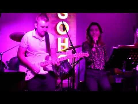 Gagarin Live Band.  Live in Soho!