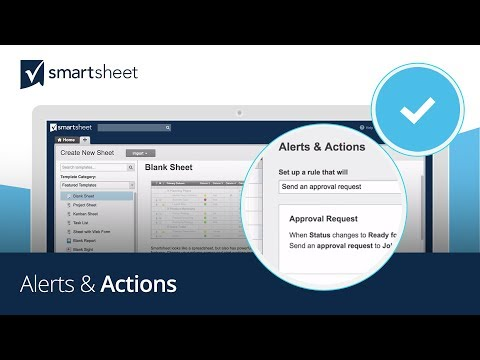 Alerts and Actions