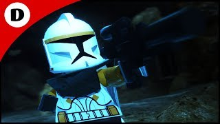 COMMANDER CODY FIGHTS OFF ZOMBIES - Lego Star Wars III: The Clone Wars 4