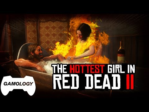 THIS GIRL IS ON FIRE - Red Dead Redemption 2: Best Funny & Random moments #3