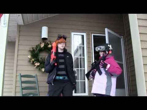 Bulletproof Heart- My Chemical Romance Killjoy Music Video