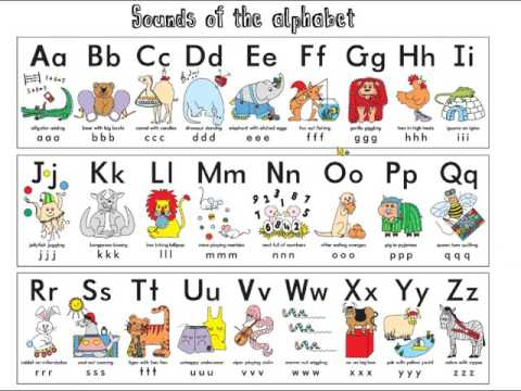 Start reading with Synthetic Phonics - YouTube