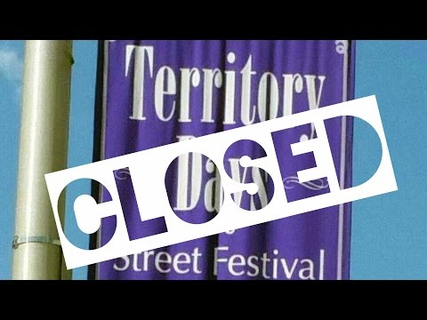Territory Days 2016 - CLOSED