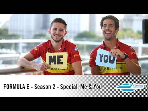 ABT FORMULA E 2015/2016 - Special: Knowing me, knowing you?!