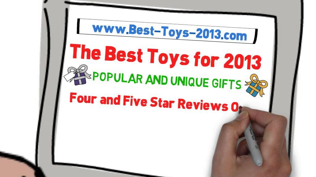 2013 Best Toys For Boys : Gifts for girls and boys the best toys youtube