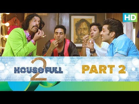 Housefull 2 | Funny Moment - Part 2 | Akshay Kumar, John Abraham, Riteish Deshmukh, Asin, Jacqueline