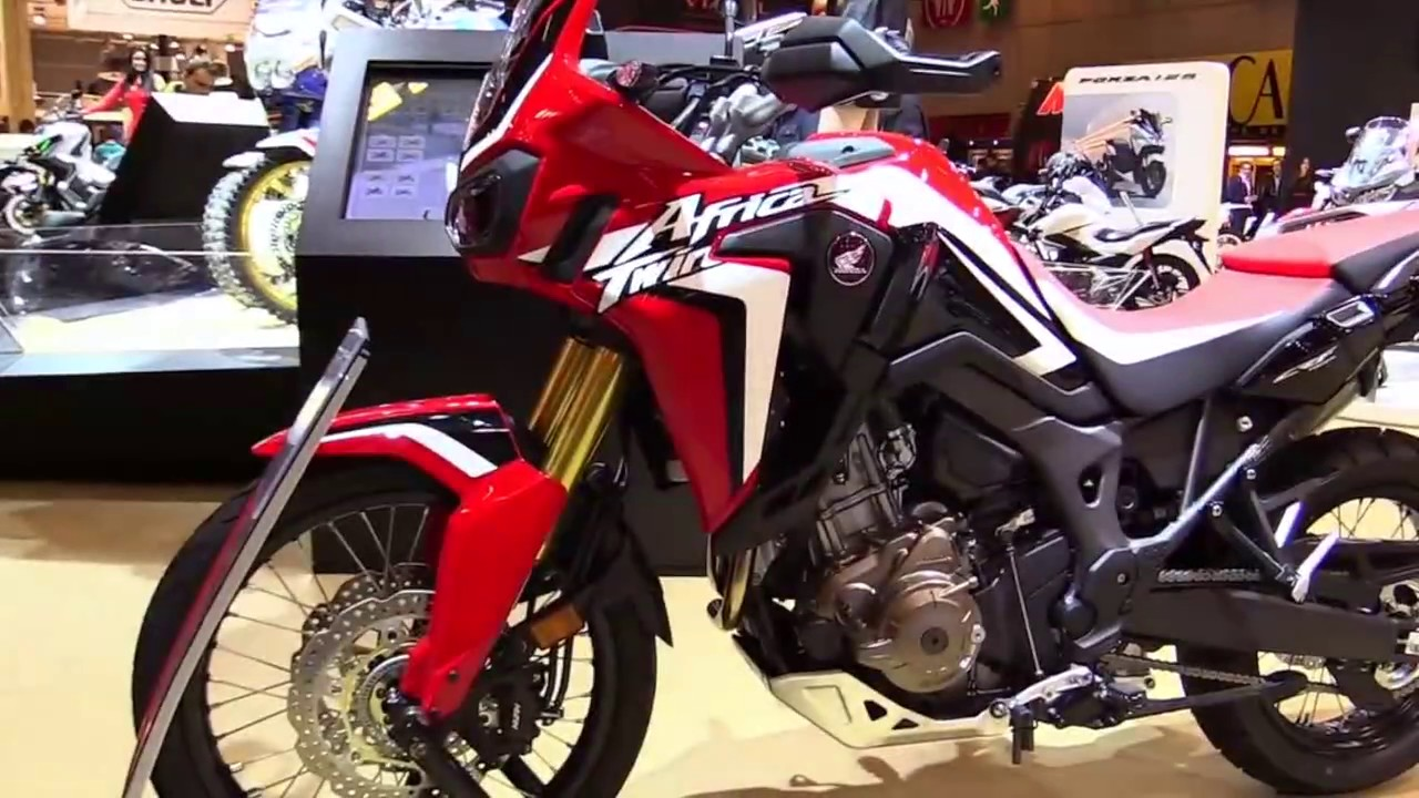 2018 honda africa twin crf1000l special lookaround le moto. Black Bedroom Furniture Sets. Home Design Ideas
