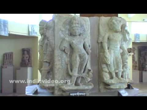 The Jain museum at Khajuraho