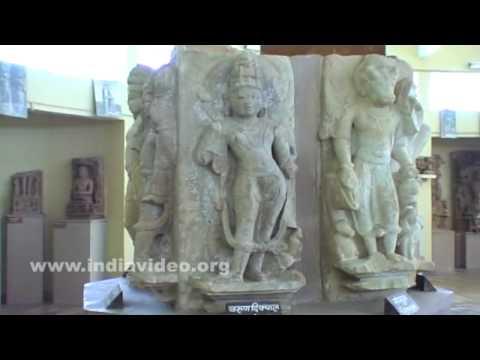 The Jain museum at Khajuraho