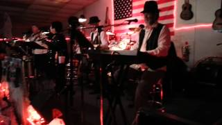 Eva Marie sings at Monroe, Louisiana VFW Dance Hall