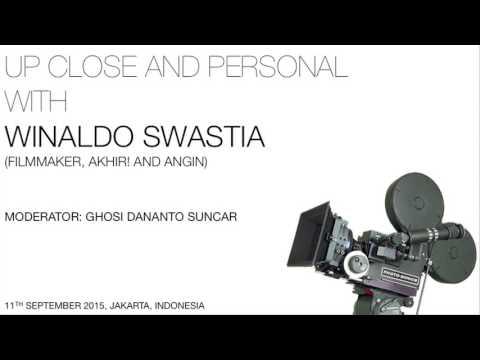 Up Close And Personal - Winaldo Swastia