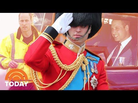 Happy birthday, Prince William! | TODAY Highlights