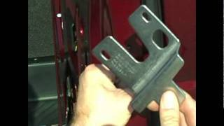 How To Install Slick Locks - Ford Side Swing Doors