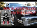 How To Put Bumper Fillers On A Box Chevy 1989 Caprice Brougham Ls