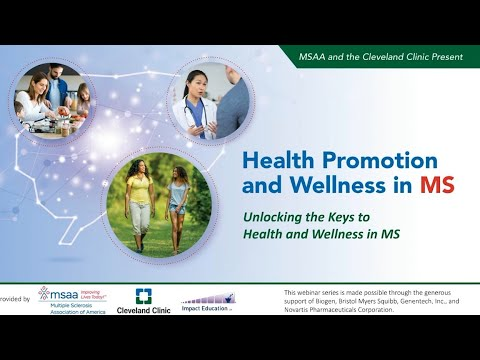 Unlocking the Keys to Health and Wellness in MS