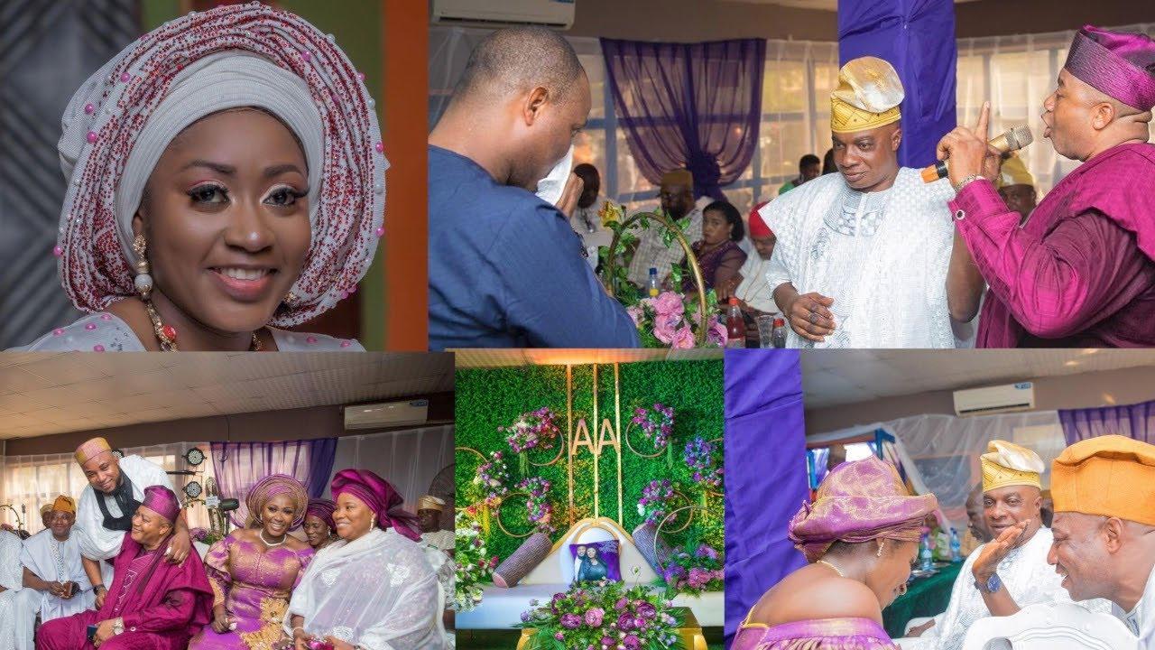 Download Yoruba Actress Kemi Taofeek Officially Gets Married, CONGRATULATIONS