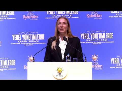 CUMHURBAŞKANI VE AKP LİDERİ ERDOĞAN VE EMİNE ERDOĞAN, AKP'Lİ KADINLARIN TOPLANTISINA KATILDI