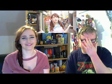 IRISH COUPLE REACT TO LADYBABY - NIPPON MANJU