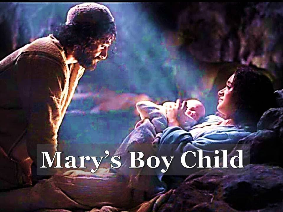 MARY'S BOY CHILD - CHRISTMAS CAROL - YouTube