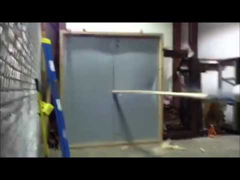 FEMA Door Impact Test
