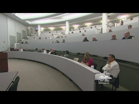 Chicago Emergency Management Officials Meet To Discuss Severe Weather Plans