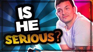 NICKATNYTE CLAIMS 100% WIN RATE RG DECK :: TROLL or LEGIT?!?