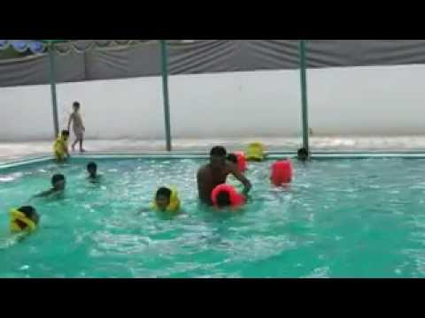 Summer School Swimming Class Islamabad Police Youtube