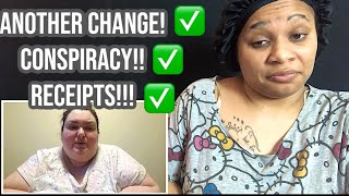 FREE SPIRIT REACTS TO FOODIE BEAUTY MAKING ANOTHER CHANGE!