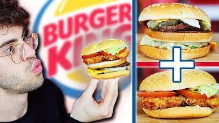 Creiamo l'HAMBURGER supremo! - Burger King