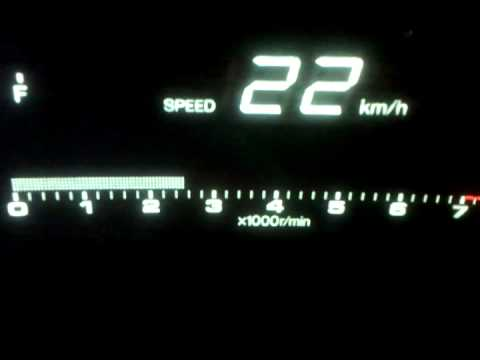 Toyota Soarer Digital Gauge Fault