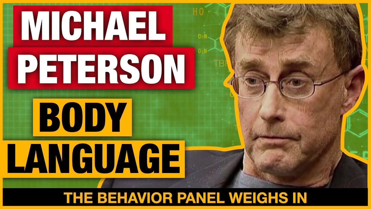 Download Michael Peterson The Staircase Body Language Analysis (2021)